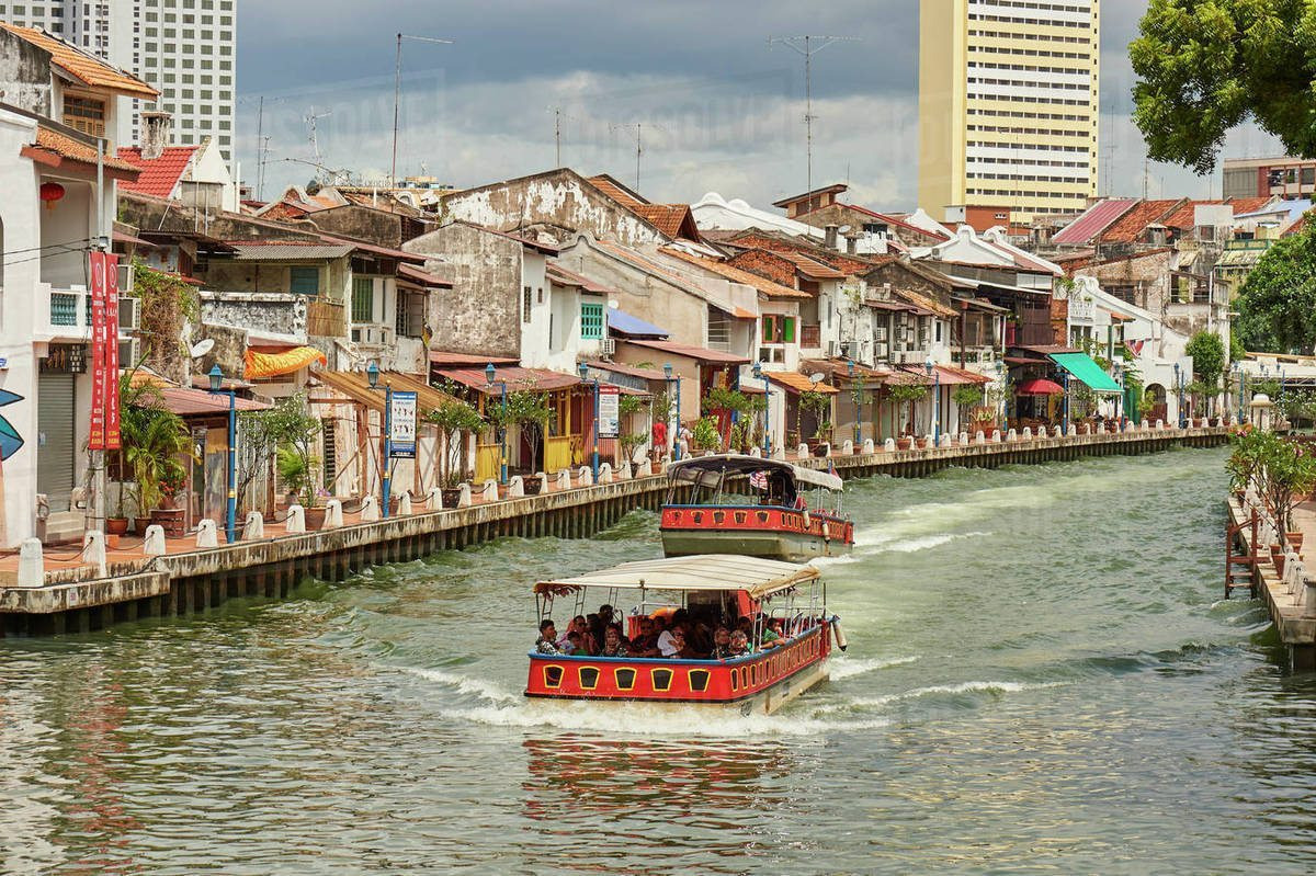 A trip to the Malacca River