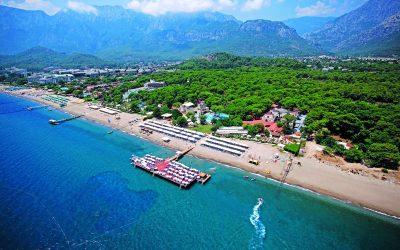 جولة في مدينة كيمير في تركيا