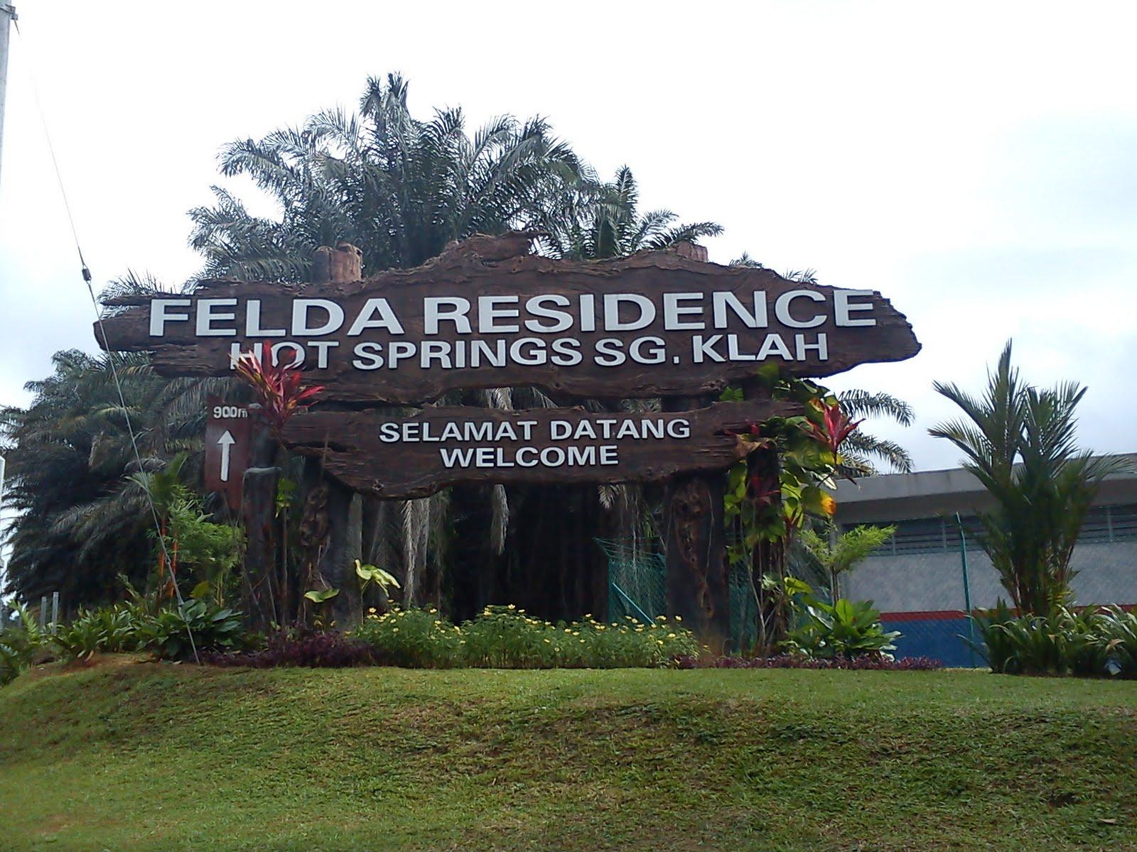 حديقة ينابيع سونجاي الساخنة ماليزيا