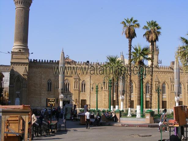 مسجد الإمام الحسين مصر