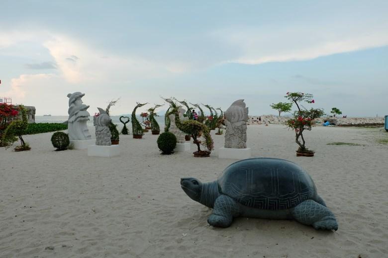 افاتار الحديقة السرية في جزيرة بينانج Avatar Secret Garden inPenang