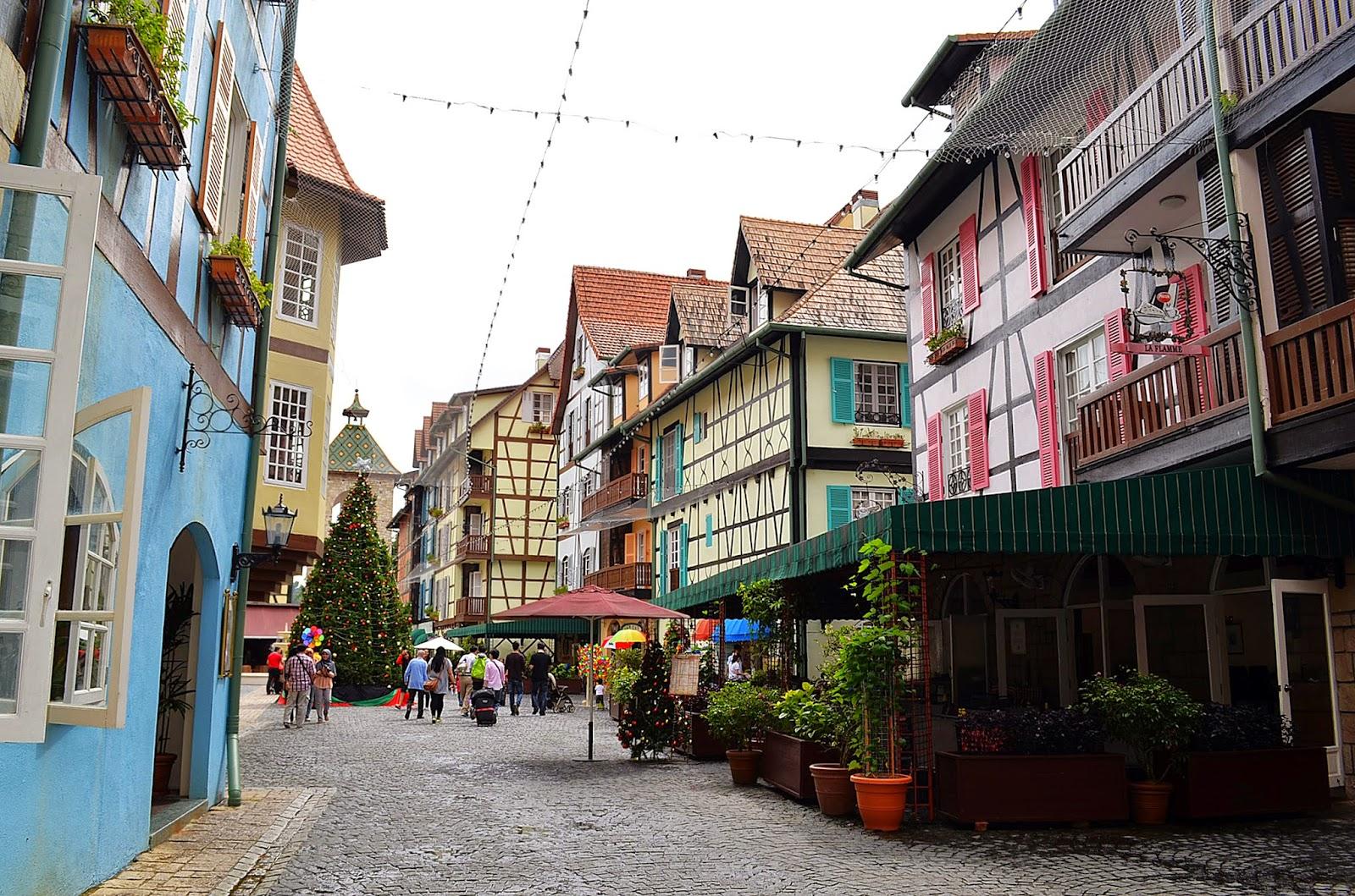 المدينة الفرنسية في ماليزيا