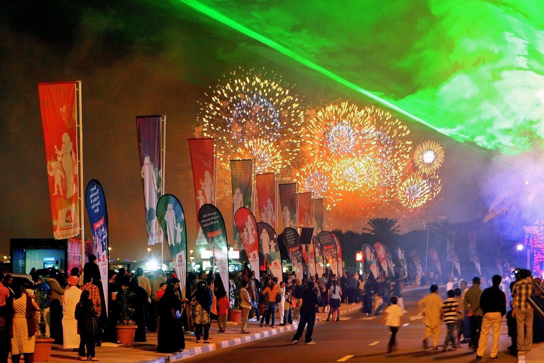 روائع مهرجان دبي للتسوق 2018
