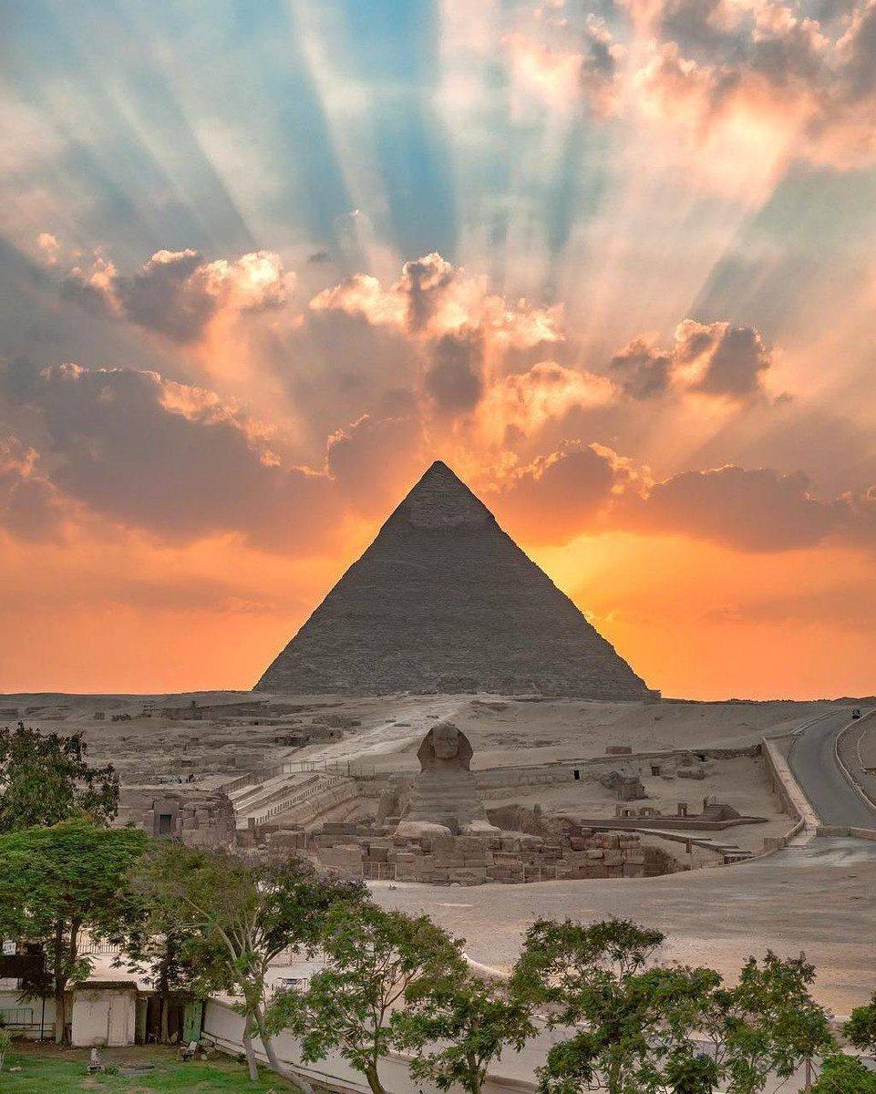 Khafre 이집트의 피라미드