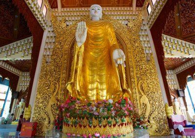 معبد بوذا جزيره بينانج