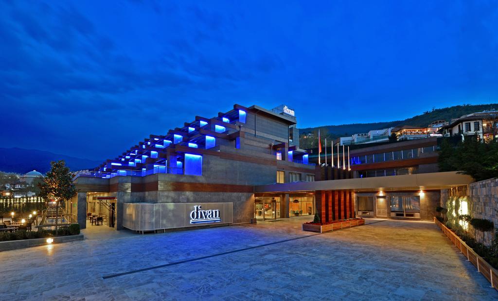 الفنادق المميزه في مدينه  بورصه