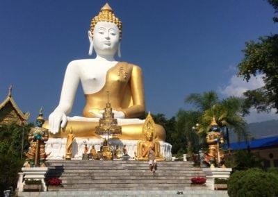معبد الجبل الذهبى