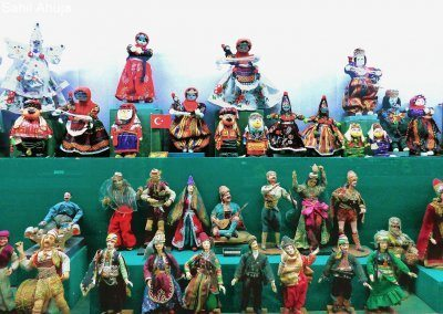 Doll's museum