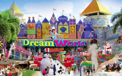 Tour di Dream World Bangkok