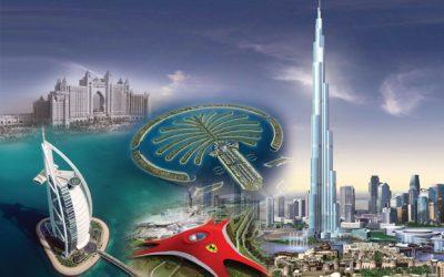 مدن الإمارات العربية المتحدة