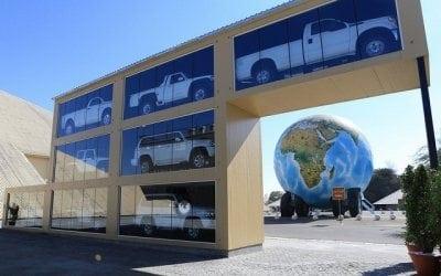 متحف الإمارات الوطني للسيارات