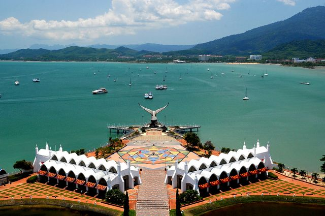 افضل 5 أنشطة في ميدان النسر لنكاوي ماليزيا