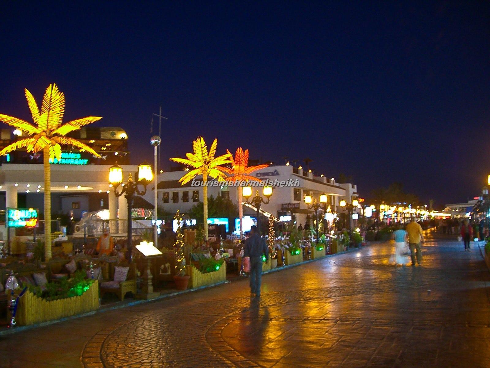 افضل الاماكن السياحية في شرم الشيخ 2018