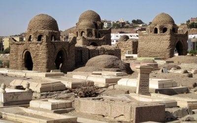 مقابر الفاطميين في اسوان