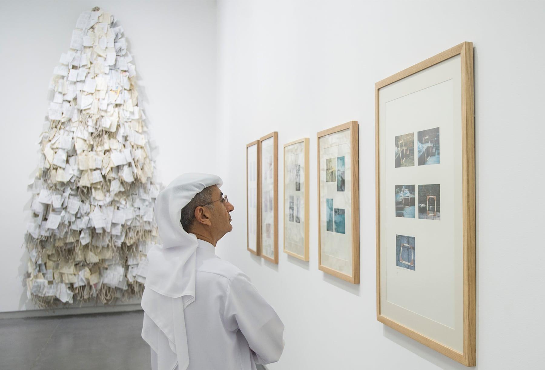 متحف الشارقة للفنون الامارات