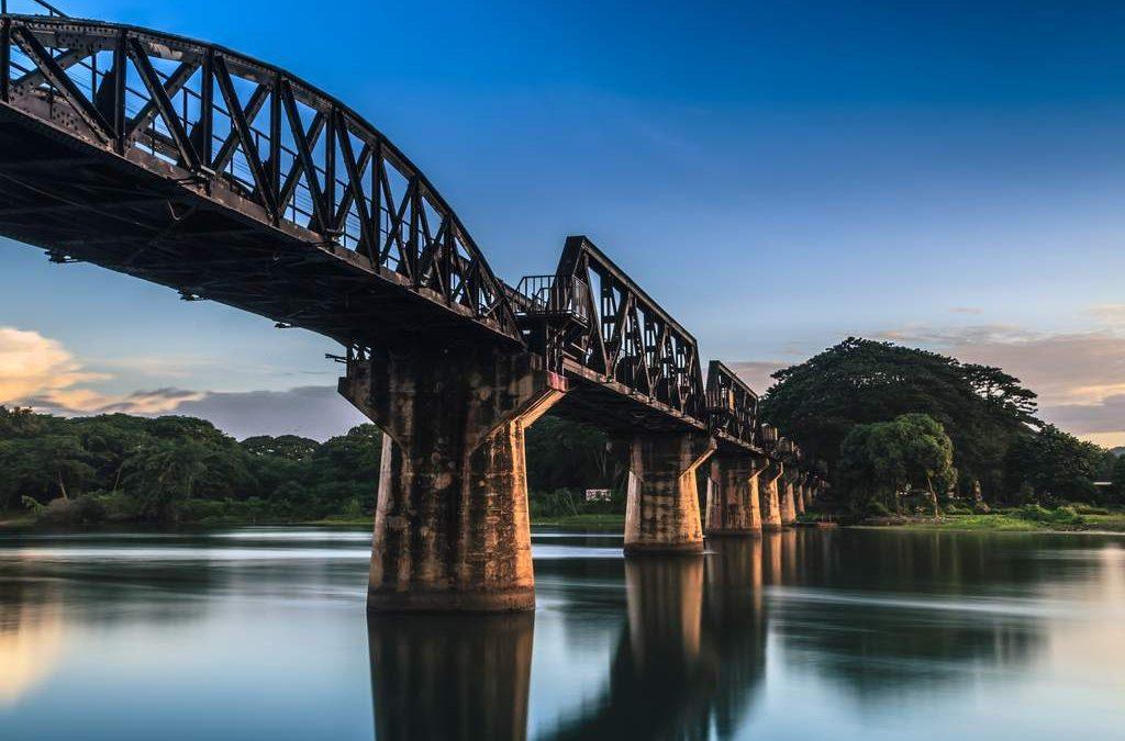 جولة سياحية فى نهر كواى