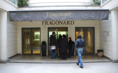 Tour of Fragonar Perfumery Museum di Paris