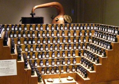 يوم سياحي في متحف فراغونارد للعطور