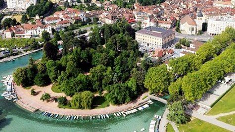 اهم الاماكن السياحية في مدينة انسي فرنسا