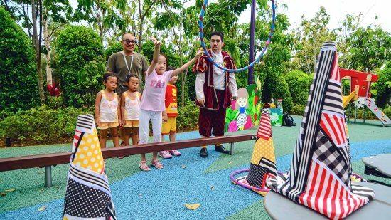 أفضل 10 أنشطة في حدائق الخليج في سنغافورة