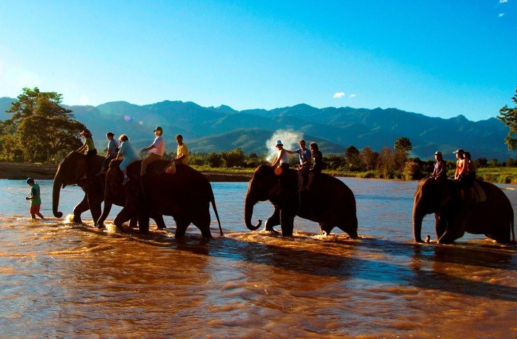 旅行前往泰国的提示