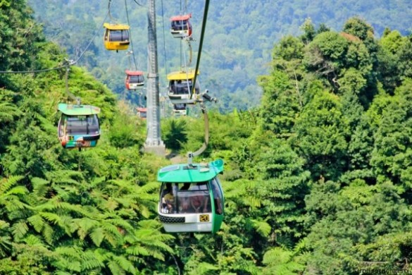 السياحة في جنتنج هايلاند
