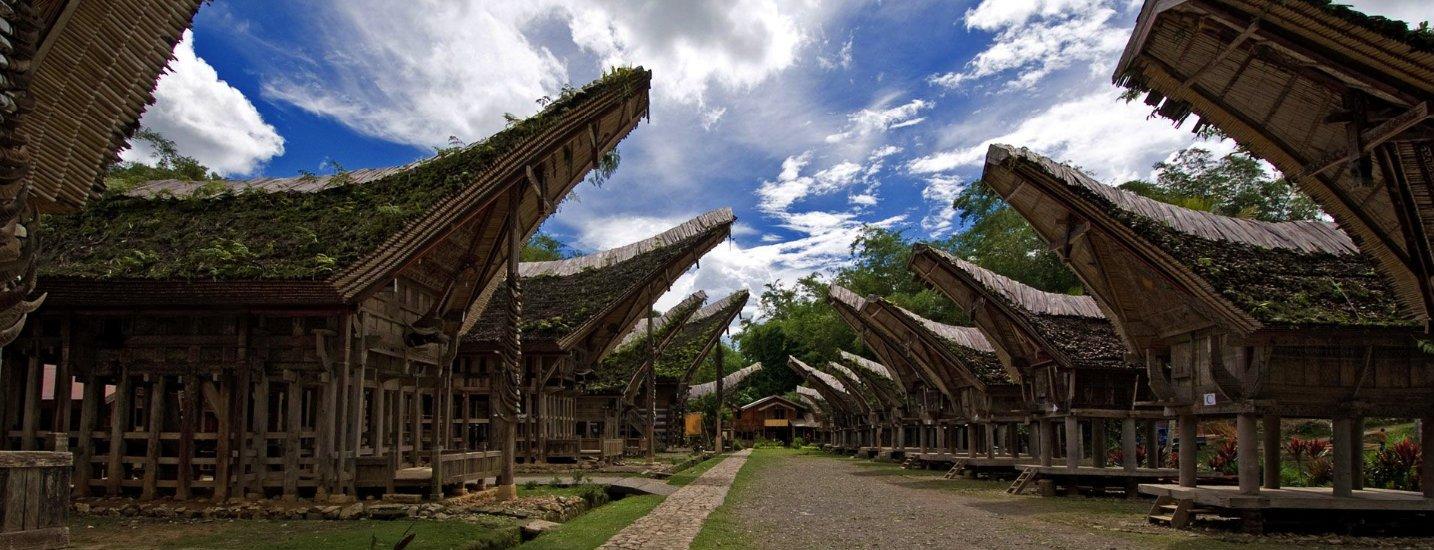 السياحة في تانا توراجا باندونيسيا