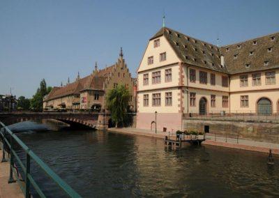الاماكن السياحية في ستراسبورغ
