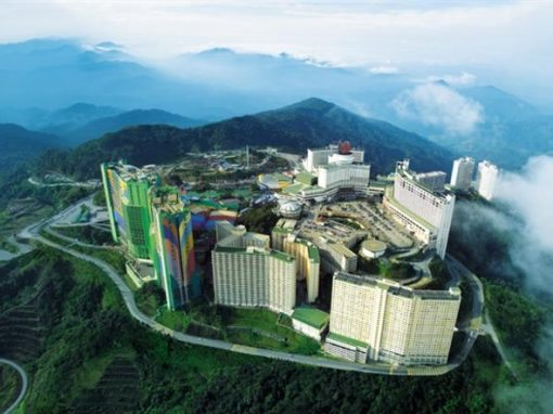 فلم مرتفعات جنتنج genting highlands