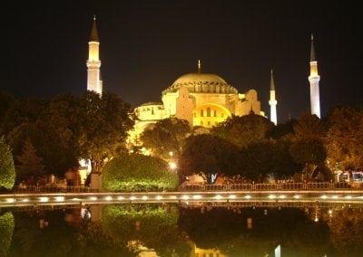 آيا صوفيا باسطنبول