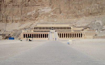 جولة فى منطقة الدير البحرى الاقصر