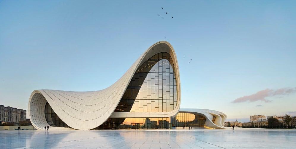 أهم مدن أذربيجان