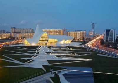 مركز حيدر علييف