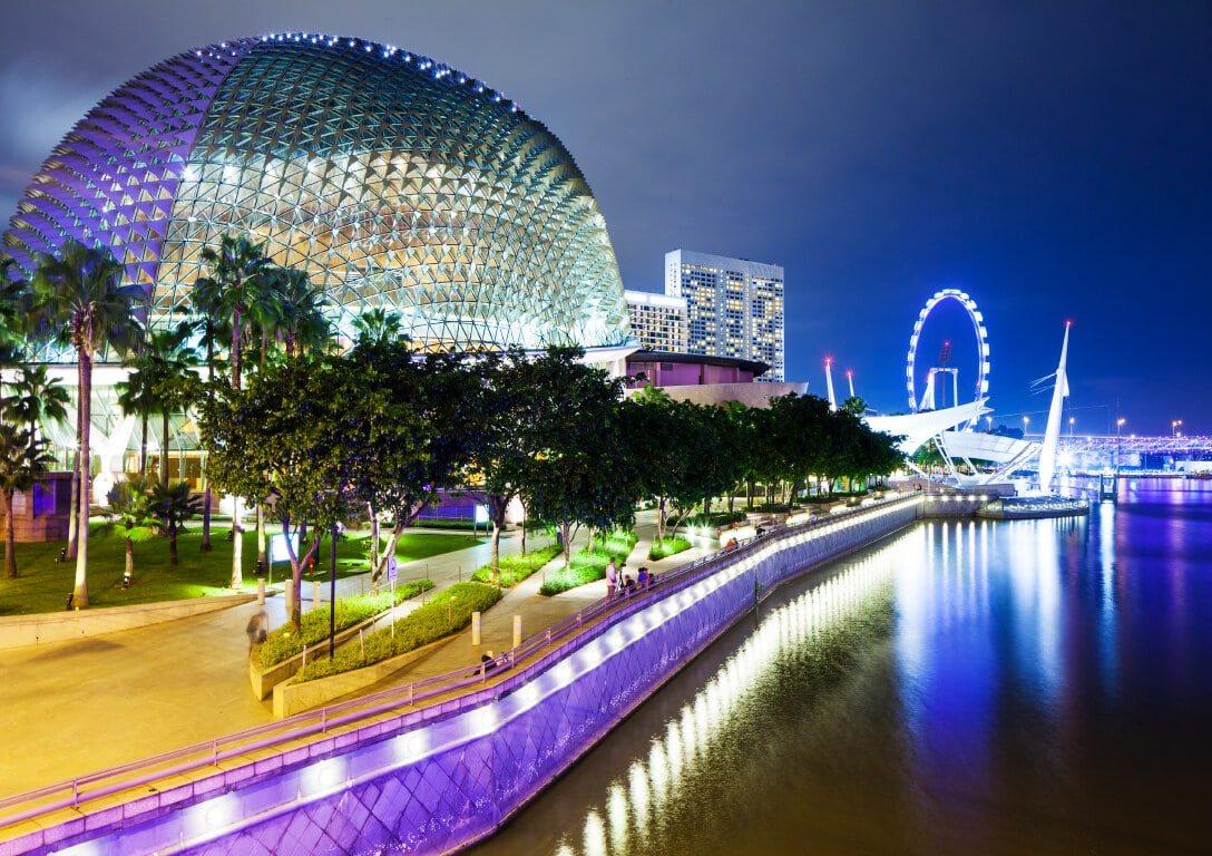 نبذة عن سنغافورة