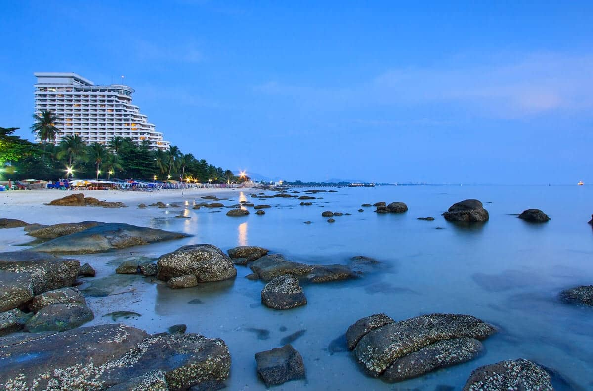 جزيرة هواهين تايلند