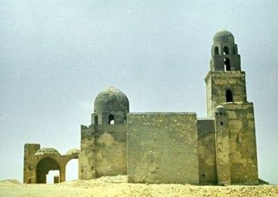 مسجد الجيوشى قديما