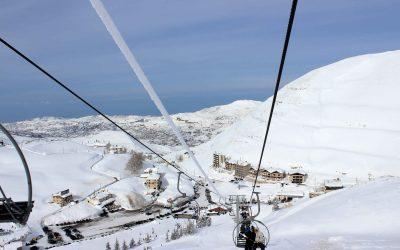 قرية فاريا لبنان