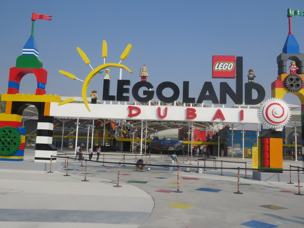 عالم المتعه والاثارة والترفيه ليغولاند دبي | كل ما يخص ليغولاند دبى عالم المتعه