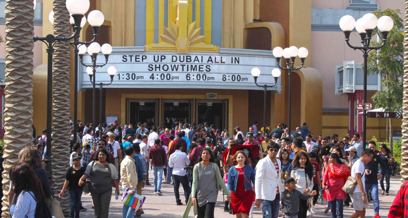 أنشطة في ملاهي موشنجيت دبي الامارات