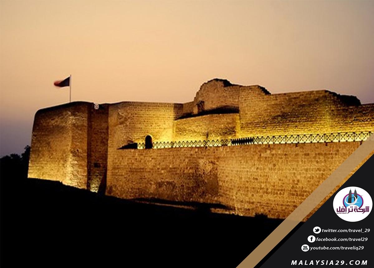 أفضل الانشطه السياحية فى قلعه البحرين