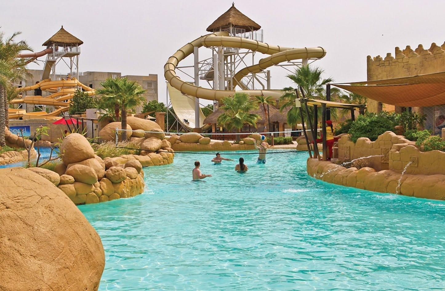 حديقة جنة دلمون المفقودة البحرين