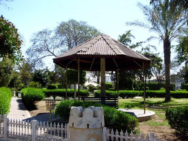 الحديقة الدولية مصر