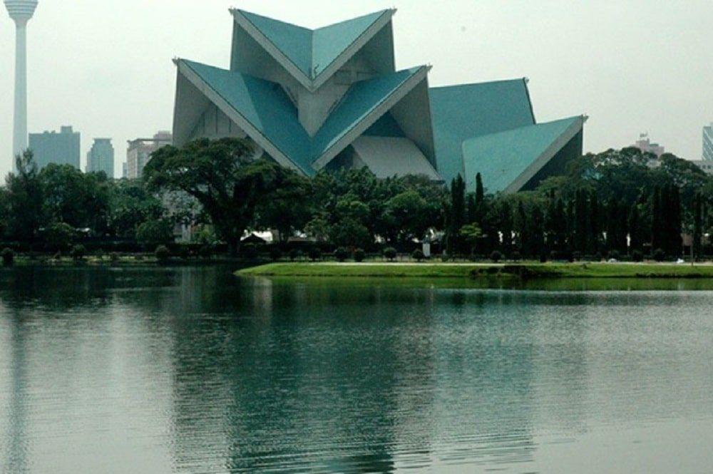 المسرح القومي إستانا بودايا في ماليزيا