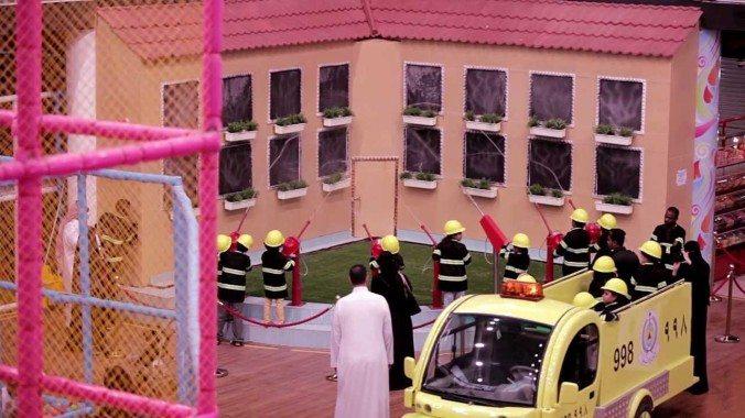 أفضل أنشطة في عالم جمولي في الرياض