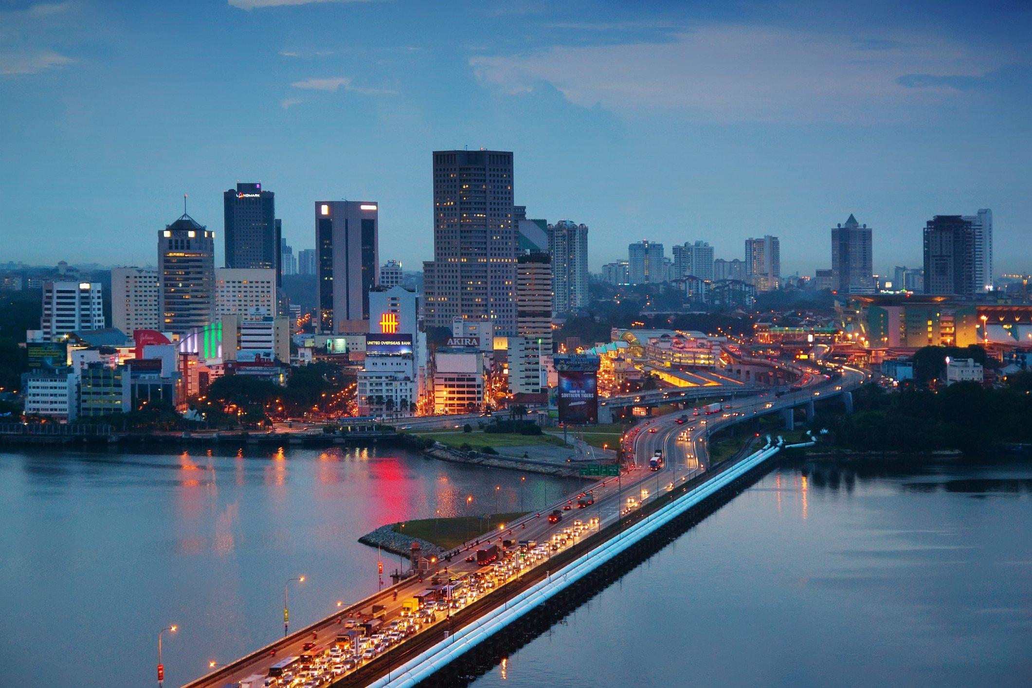 أفضل الاماكن السياحية في جوهور ماليزيا