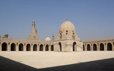 جولة فى جامع طولون القاهرة