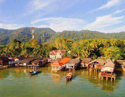 السياحة فى جزيرة كولانتا ياي تايلاند | الانشطه السياحيه فى جزيرة كولانتا ياي تايلاند