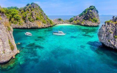 السياحة فى جزيرة كوه لانتا