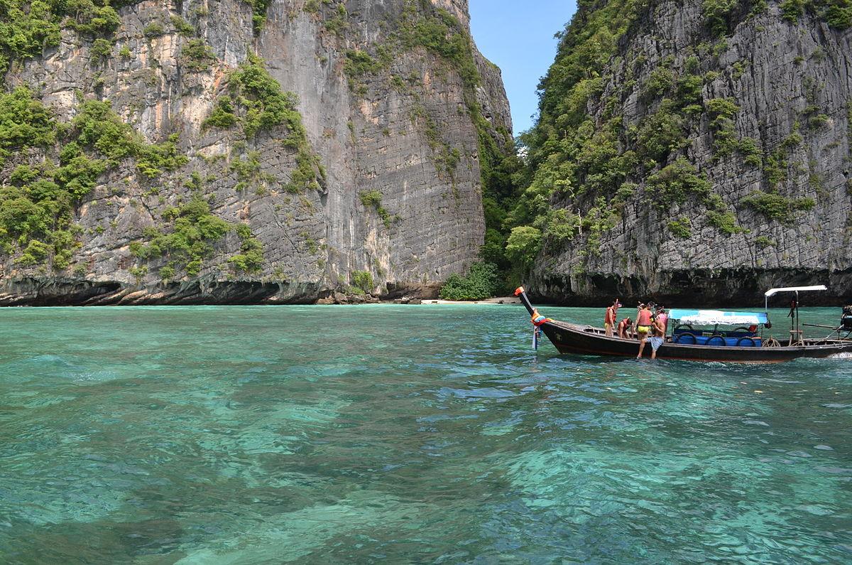 أجمل وأروع الشواطئ على جزيرة في في تايلاند