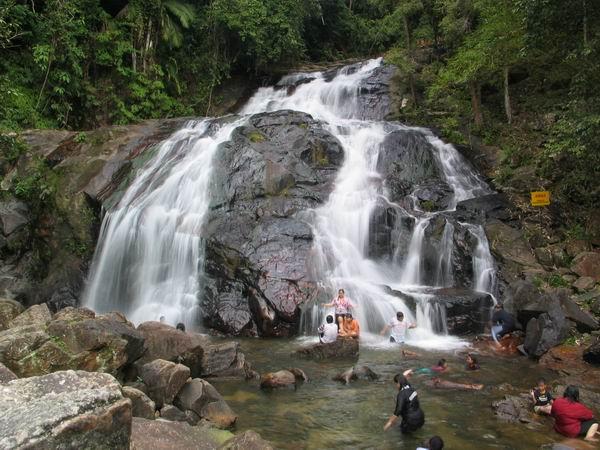 Kota Tinggi Falls Malasia